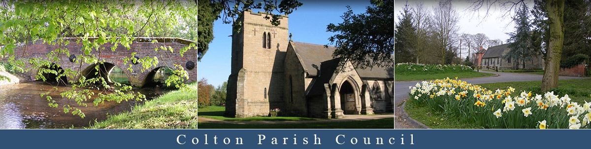 Header Image for Colton Parish Council -Staffordshire